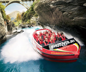 Insane Shotover Jet | New Zealand