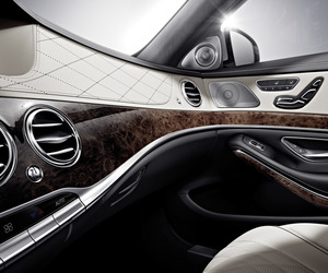Inside the new Mercedes-Benz S-Class