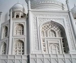 Intricate-architectural-models-created-from-paper-m