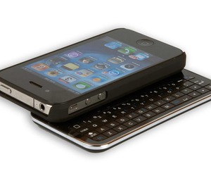 iPhone Slideout Keyboard
