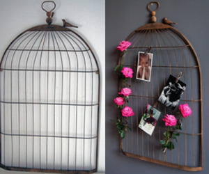 Iron-bird-cage-memo-board-m