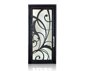 """Isabella"" Iron Entry Door"