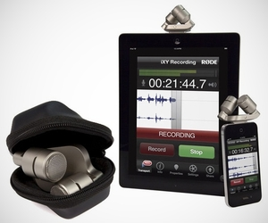 IXY Microphones By Røde