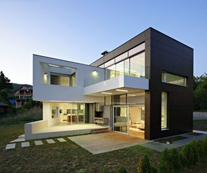 J20 House in Zagreb by DAR612