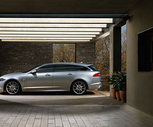 Jaguar Deftly Updates XF for 2012