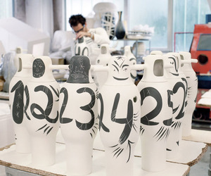 Jaime Hayon: 40 Limited-Edition Vases for Barcelona Design