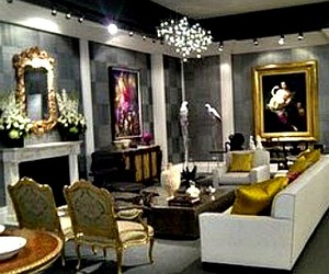 Jamie Drake's Masterful Room for Masterpiece London