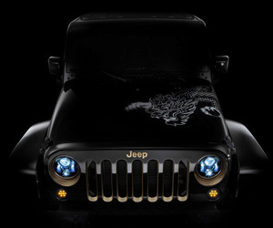 Jeep Wrangler – Year Of The Dragon
