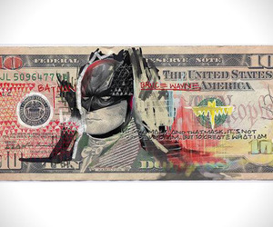 Justice League U.S. Money by Aslan Malik