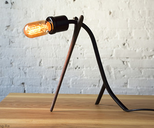 Kaji lamp by Peter Yong Ra