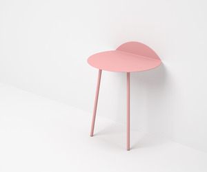 Kaki side table by Kenyon Yeh