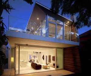 Kerr House in Sydney by Tony Owen Architects