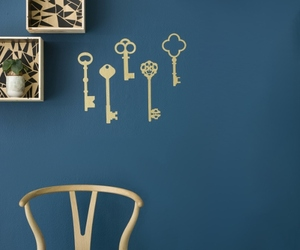 Keys Wall Sticker