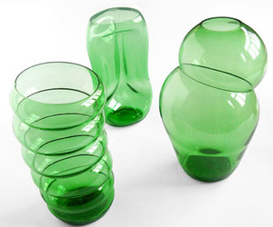 Klaas-kuiken-green-glass-bottles-2-m
