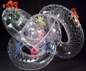 Klein Bottle Playground By Vito Acconci