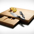 Knifes-and-cutting-board-set-s