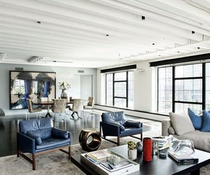 Laight Street Loft in TriBeCa | David Howell