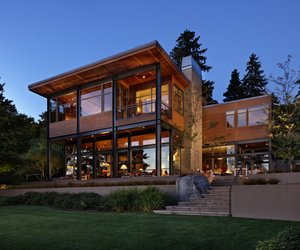Lake House 2 by McClellan Architects