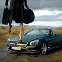 Lara-stone-in-mercedes-benz-sl-roadster-short-film-s