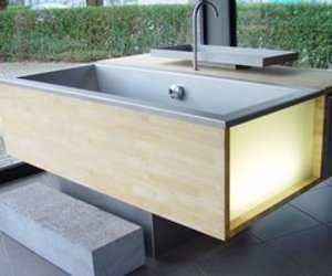 Lavabeau Sink and Tub Combo from Meeus