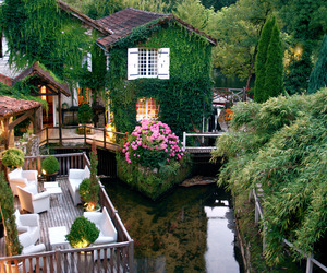 Le Moulin du Roc, Charming French Hotel