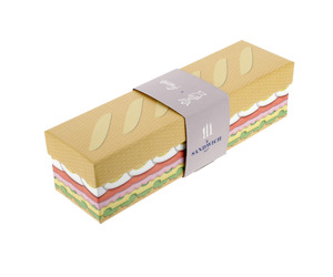 Le Sandwich Kit by Opinel & Fricote