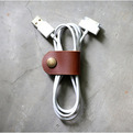 Leather-cable-band-s