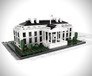 LEGO Architecture Collection: The White House