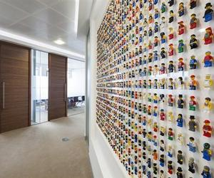 LEGO Minifig Office Wall | Acrylicize