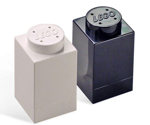 Lego Salt &amp; Pepper Shakers