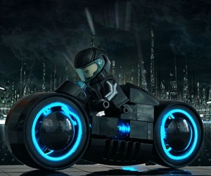 LEGO TRON Lightcycle