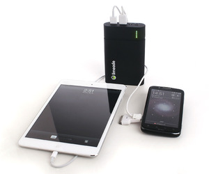 Limeade-blast-mobile-battery-charger-m