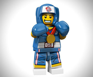Limited Edition 2012 LEGO Olympic Athletes