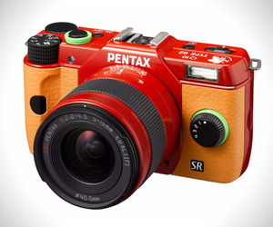 Limited Edition Pentax Q10 Evangelion Model
