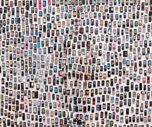 Liu Bolins exhibition at Galerie Paris-Beijing 