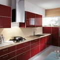 Lively-red-new-2011-kitchen-color-from-scavolini-s