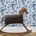 Loboloup-new-line-boutique-childrens-wallpaper-s