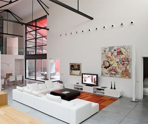 Loft Bordeaux by Teresa Sapey Architecture