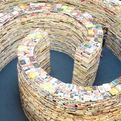 London-maze-built-with-more-than-250000-books-s