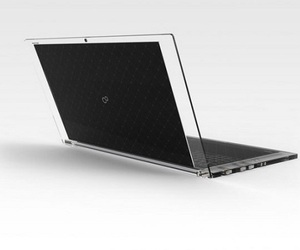 Luce Solar Powered Laptop Computer
