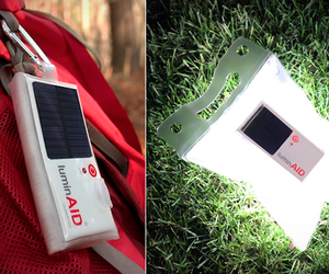 LuminAID | Inflatable Solar Light