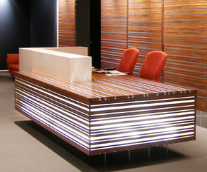 Luminate Doors, Panels and Tables