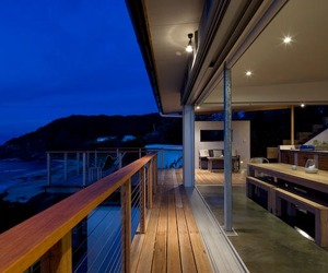 Luxury Camping Style Architecture by Bourne Blue