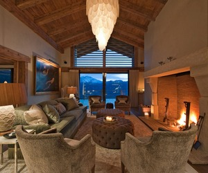 Luxury Chalet Norte Nestled in the Swiss Alps