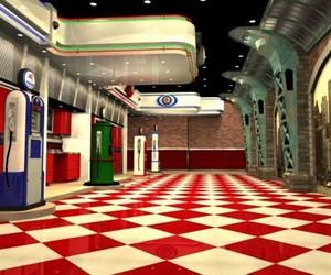 Luxury Garage Interior Design By Garagemahals