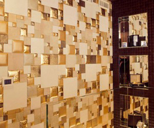 Luxury Leather Wall Paneling Design by Studioart
