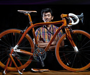Luxury-mahogany-wood-racing-bikes-m