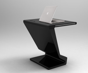 Mac Table by Maria Ignacia Reina,