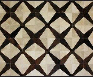 Made-to-Order Cowhide Patchwork Rugs