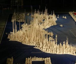 Map Of Japan Built From 1.8 Million LEGO Building Blocks